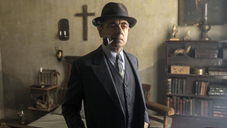 Erneut ist Kommissar Maigret (Rowan Atkinson) einem Verbrechen auf der Spur.