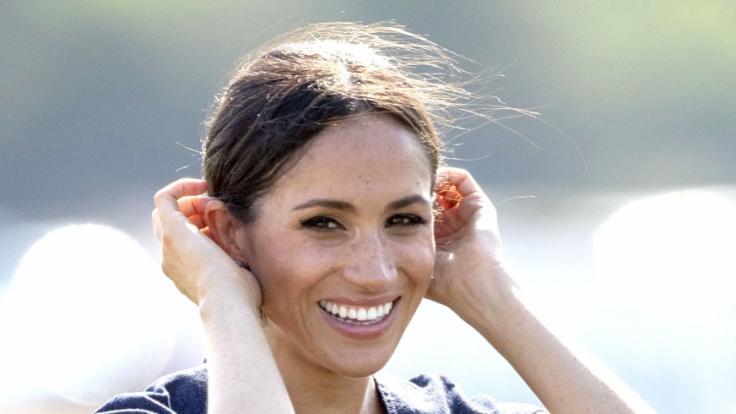 Herzogin Meghans Haare sollten Sie ab jetzt genau im Auge behalten. (Foto)