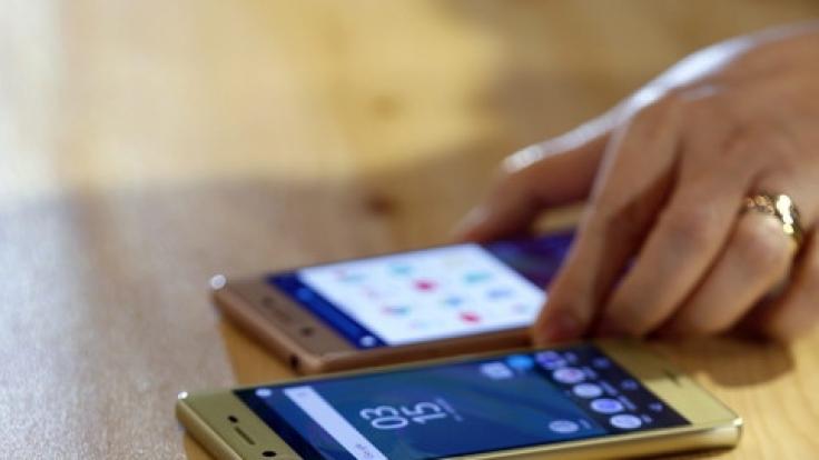 Sony Xperia Xa Ultra Das Taugt Das Smartphone Schnäppchen Von Aldi