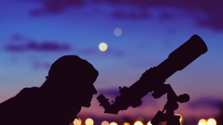 Im September warten einige Highlights am Nachthimmel. (Foto)