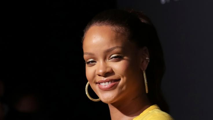Rihanna zeigte sich verdammt sexy auf Instagram. (Foto)