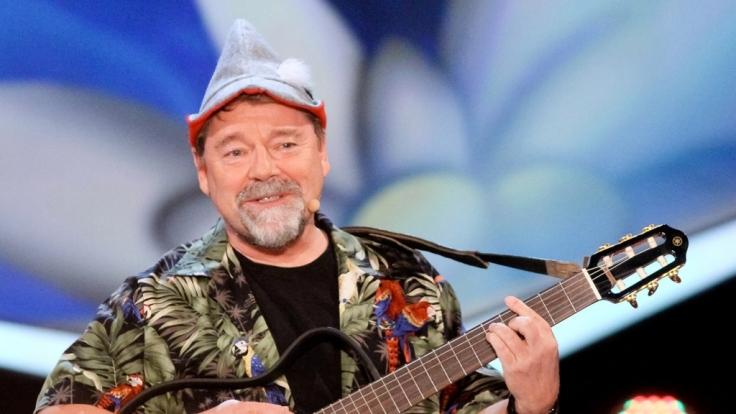 Jürgen von der Lippe: Die Bühne ist sein Leben.