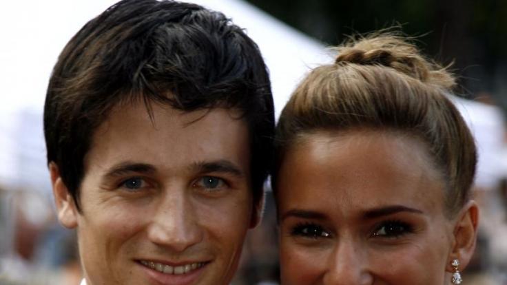 Martin Schmitt und Patricia Steiner waren fast sieben Jahre glücklich. (Foto)
