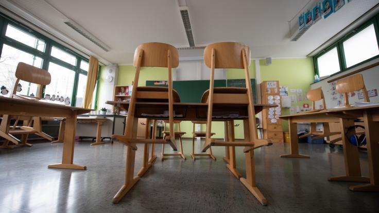 Viele Schulen und Kitas in Deutschland öffnen wieder am 22. Februar. (Foto)