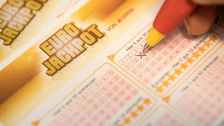 Eurojackpot Wie Lange Nicht Gezogen