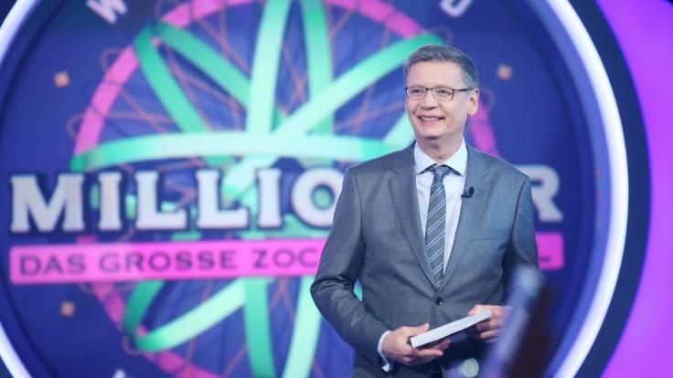 """Wer ist risikofreudig und stellt sich den Fragen im WWM-""""Zocker-Special"""" mit Günther Jauch? (Foto)"""