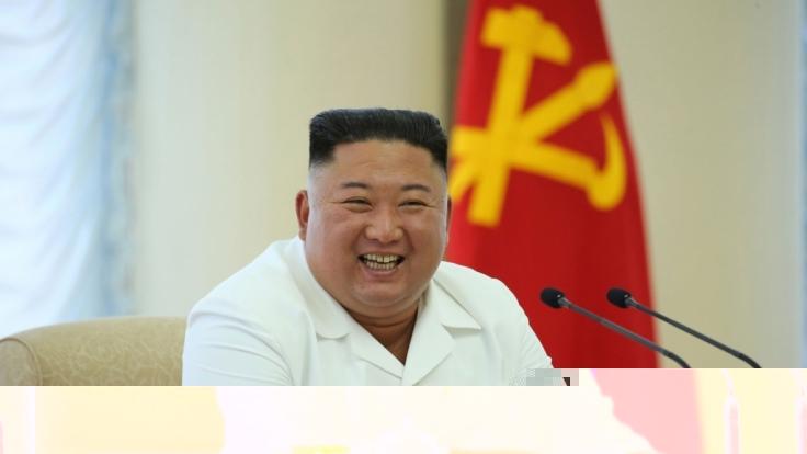 Kim Jong-un soll bereits seit Monaten heimlich Uran anreichern.