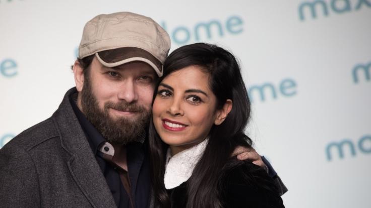 Christian Ulmen mit Ehefrau Collien Ulmen-Fernandes. (Foto)