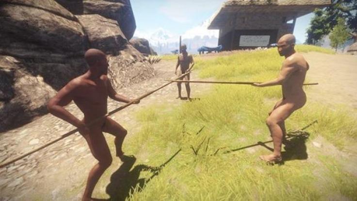 """Das Survival-Game """"Rust"""" berechnet die Penisgröße der Spieler per Zufall. (Foto)"""