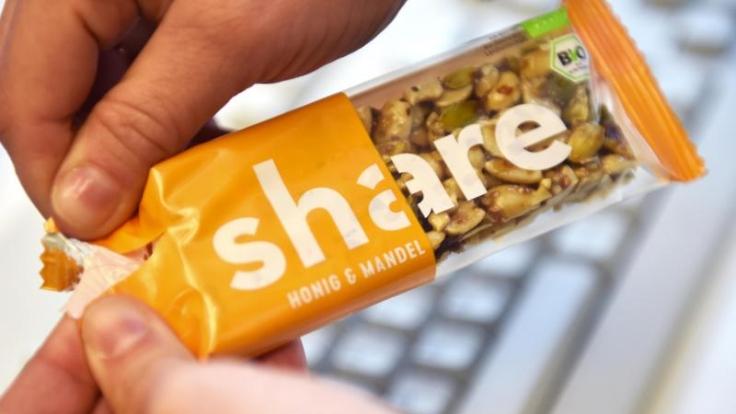 """Wer ein Produkt der Marke """"share"""" kauft, hilft einem Menschen in Not mit einem gleichwertigen Produkt. (Foto)"""