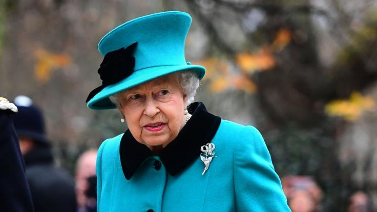 Ein ehemaliger Angestellter der Queen hat sich an zwei Jungen vergriffen. (Foto)