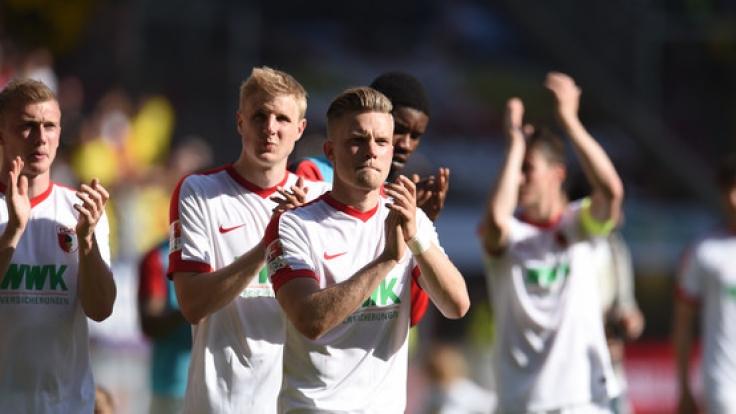 Heimspiel FC Augsburg: Die aktuellen Spielergebnisse der 1. Fußball-Bundesliga bei news.de.
