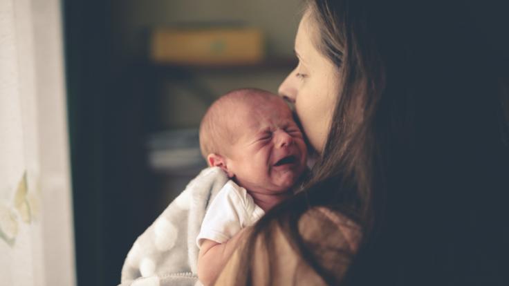In einem Krankenhaus in Gelsenkirchen (NRW) sind innerhalb kurzer Zeit mehrere missgebildete Babys geboren worden - die Ursache dafür ist rätselhaft (Symbolbild). (Foto)