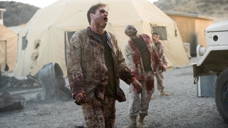 """Zombie-Alarm bei """"Fear The Walking Dead"""". (Foto)"""