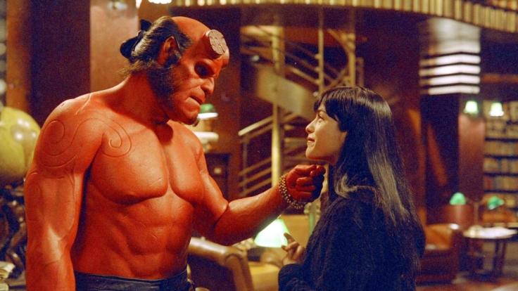 Hellboy bei Sat.1 (Foto)