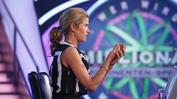 Anke Engelke tritt einmal mehr bei WWM an.