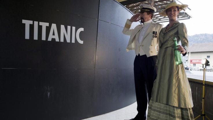 Der Mythos Titanic ist bis heute ungebrochen. (Foto)