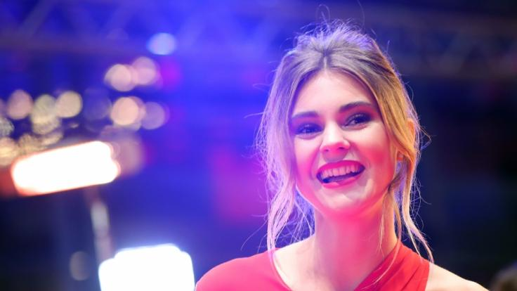 "Stefanie Giesinger, bekannt aus ""Germany's next Topmodel"". (Foto)"