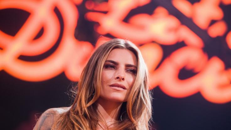 Sophia Thomalla ist bekannt für ihre imposanten Aufnahmen. (Foto)