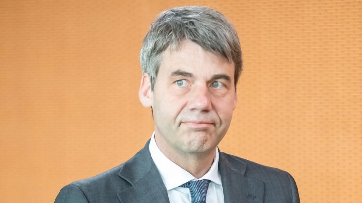 Der deutsche Botschafter Jan Hecker wurde nur 54 Jahre alt. (Foto)