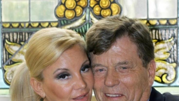Ferfried Prinz von Hohenzollern wurde erst durch seine Liaison mit Skandalnudel Tatjana Gsell richtig bekannt.  (Foto)