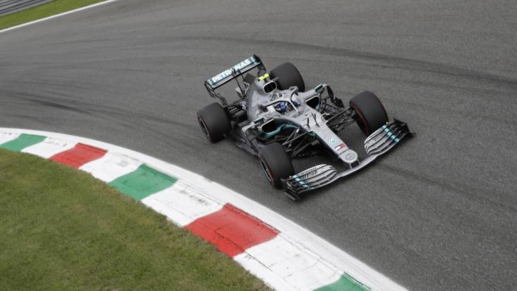 Vom 10. bis 12.09.2021 fahren die Formel-1-Piloten in Monza um den Großen Preis von Italien. (Foto)