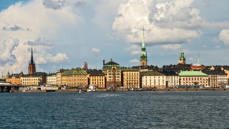 In Stockholm ist ein Bus explodiert. (Foto)