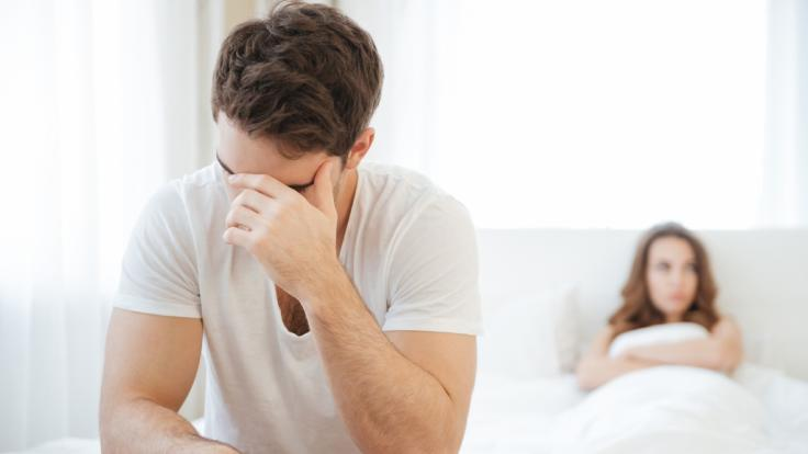 Explosionsartige Kopfschmerzen beim Sex sollten vom Arzt abgeklärt werden. (Foto)
