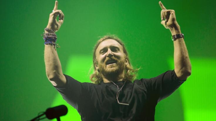 Beim Parookaville 2018 will Star-DJ David Guetta den Flughafen Weeze zum Beben bringen.