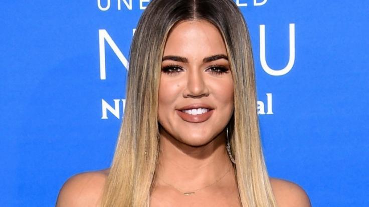 Khloé Kardashian ließ in dieser Woche die Popo-Bombe platzen. (Foto)