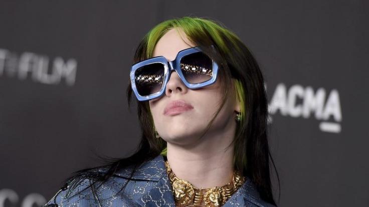 Billie Eilish räumt bei den Grammys wieder ab: Ihrer Meinung nach hätte eine Rapperin den Preis mehr verdient! (Foto)