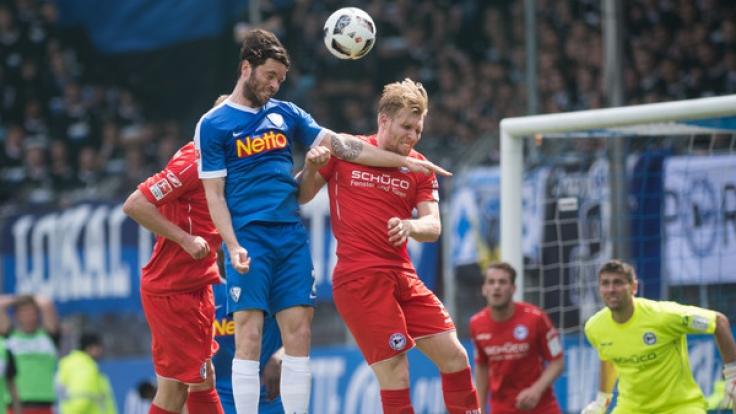 Bochum Gegen Bielefeld