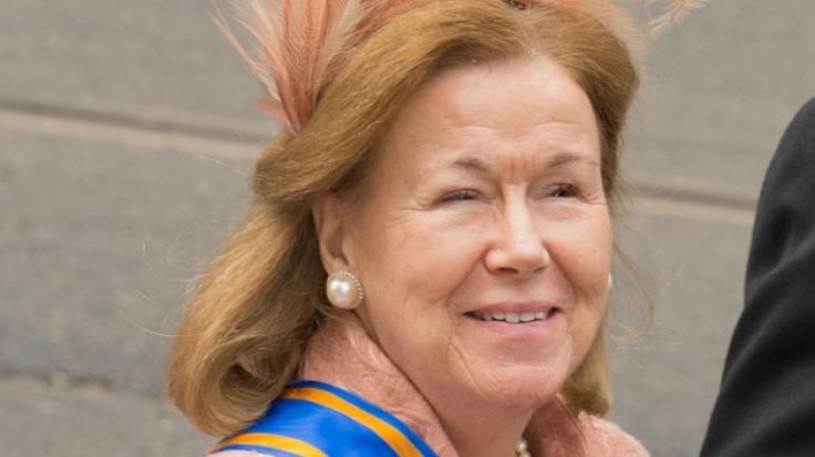 Prinzessin Christina der Niederlande ist an Krebs erkrankt.
