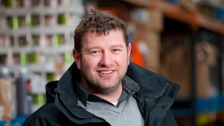 Der Engländer Dan Cluderay macht Millionen mit dem Verkauf abgelaufener Lebensmittel.