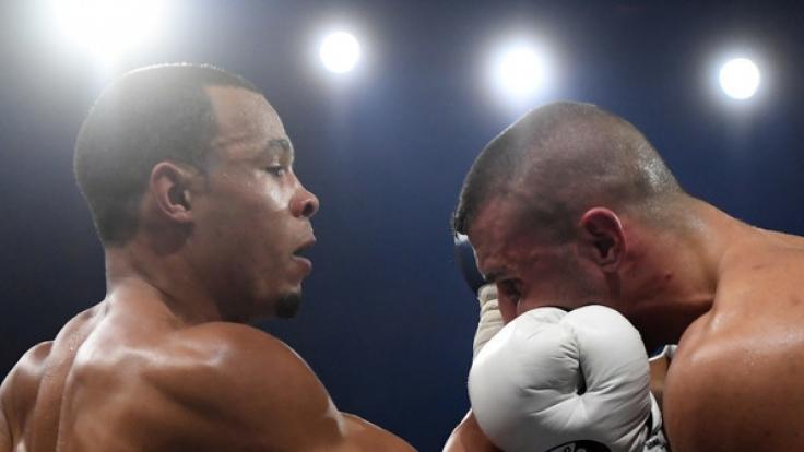 Chris Eubank Jr. gewinnt durch KO in der 3. Runde gegen Avni Yildirim! (Foto)