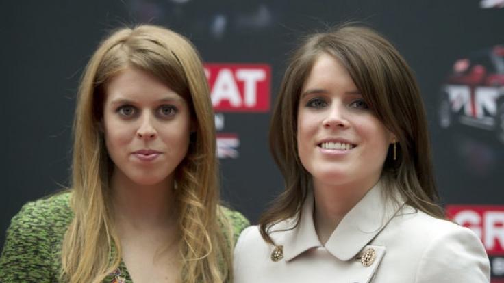 Prinzessin Beatrice und Prinzessin Eugenie sind keine Vollzeit-Royals. (Foto)