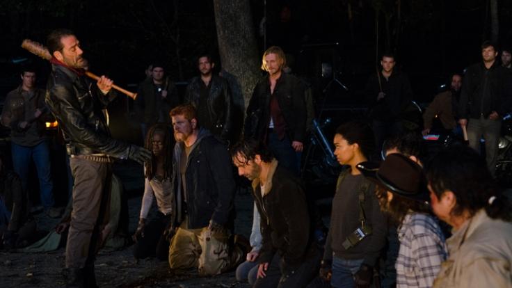 """In Staffel 6 von """"The Walking Dead"""" taucht Bösewicht Negan auf. (Foto)"""