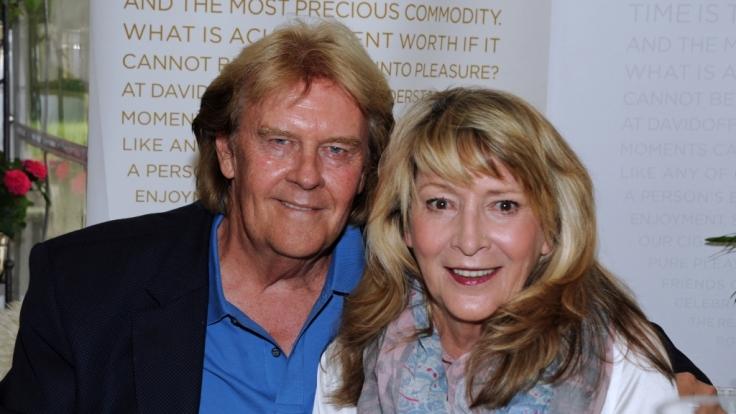 Howard Carpendale und seine Lebensgefährtin Donnice Pierce haben heimlich geheiratet.