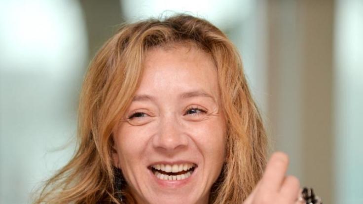 Die französische Schauspielerin Sylvie Testud. (Foto)