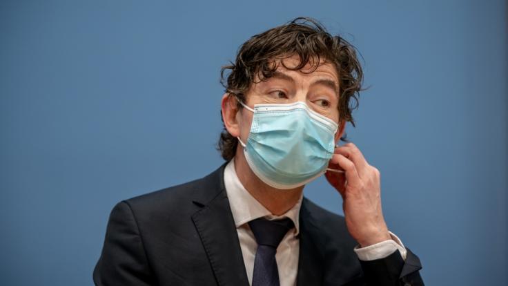 Charité-Virologe Christian Drosten hat Kritik am Coronavirus-Impfstoff von AstraZeneca entkräftet. (Foto)