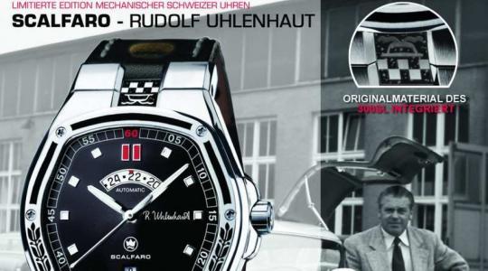 Die besten Bilder zu Motorsport-Uhren: Schnelle Uhren (Foto)