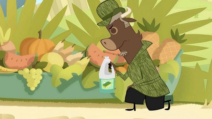 Sherlock Yack - Der Zoodetektiv bei KiKA