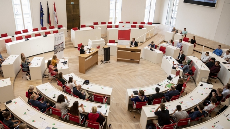 Welcher Spitzenkandidat wird nach der Wahl in BrandenburgsLandtag einziehen? (Foto)