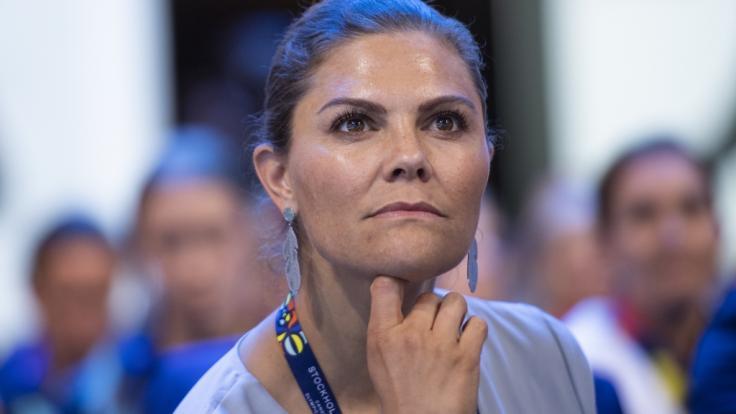 Kronprinzessin Victoria von Schweden dürfte von der Scheidung in ihrer Familie alles andere als begeistert sein. (Foto)