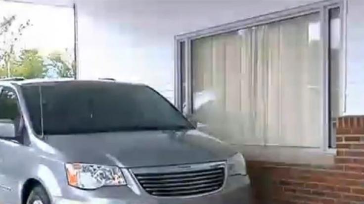 Trauerfeier für Eilige: In den USA gibt es nun einen Drive-In für Beerdigungen. Drei Minuten hat man Zeit, sich vom Verstorbenen zu verabschieden.