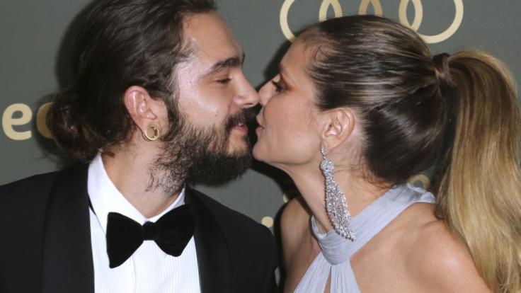 Heidi Klum wird Freund Tom Kaulitz in diesem Jahr heiraten. (Foto)