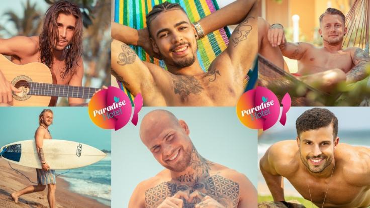 """Am 6. August beginnt die bereits langerwartete RTL-Flirt-Show """"Paradise Island"""". (Foto)"""