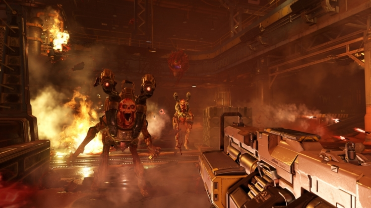 """""""Doom"""" ist endlich da! Und wir durften es testen. (Foto)"""