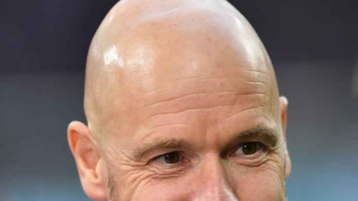Auch Ajax-Trainer Erik Ten Hag gilt als heißer Trainer-Kandidat beim FC Bayern München.