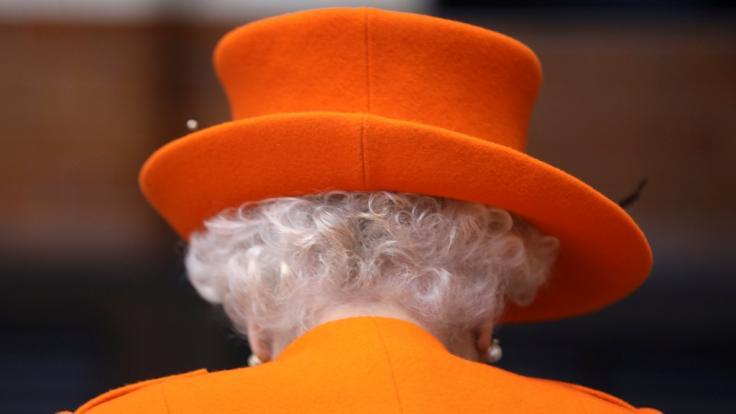 Die Queen hat ihre Emotionen immer im Griff. Es gibt nur einen überlieferten Moment wo sie bittere Tränen vergoss. (Foto)